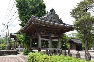 有田の文化財⑥ -竜泉寺山門-|有田町ホームページ